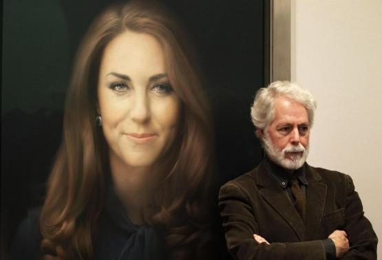 Ritratto di Kate dell'artista Paul Emsley01