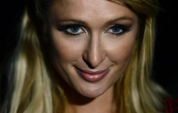 "Paris Hilton alle sfilate di ""Mango"" a Barcellona06"