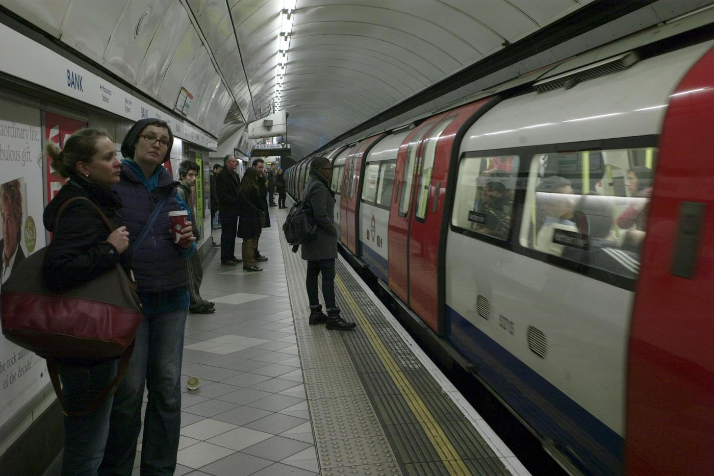 La Metro di Londra compie 150 anni08