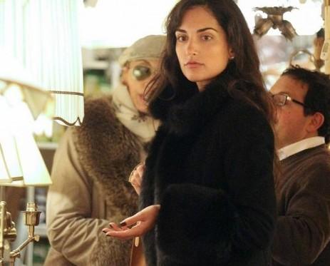 Roma, Milly Carlucci con il marito e la figlia4