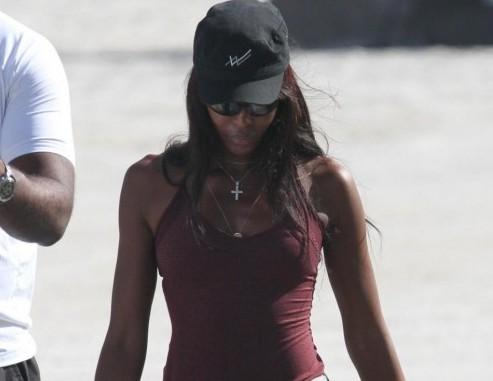 Naomi Campbell in forma smagliante a Miami04