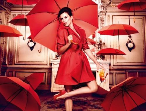 Penelope Cruz, calendario Campari 012
