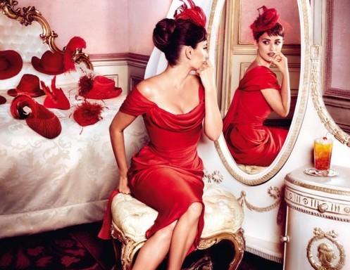 Penelope Cruz, calendario Campari 03