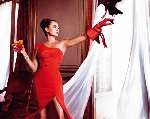 Penelope Cruz, calendario Campari 04