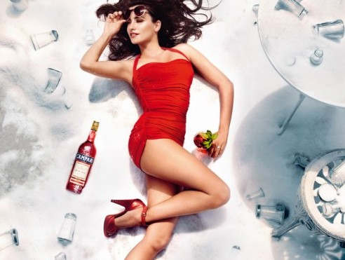 Penelope Cruz, calendario Campari 05