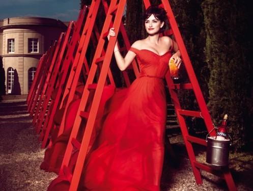 Penelope Cruz, calendario Campari 09