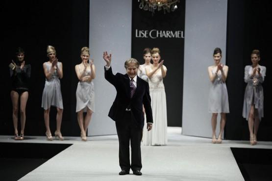 Lise Charmel - International Lingerie Show Paris 2013 08