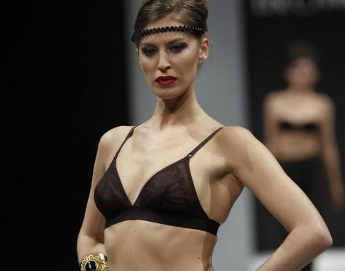 Lise Charmel - International Lingerie Show Paris 2013 06
