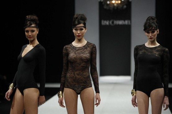 Lise Charmel - International Lingerie Show Paris 2013 04