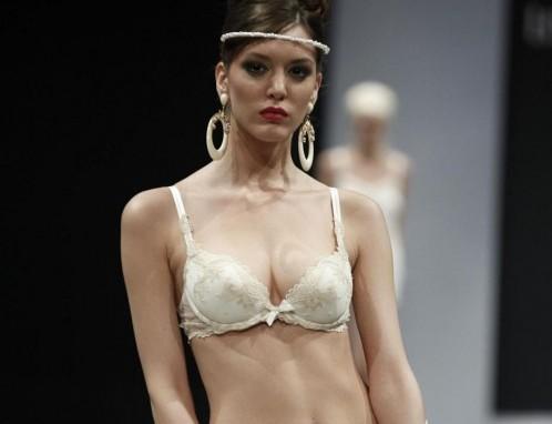 Lise Charmel - International Lingerie Show Paris 2013 03