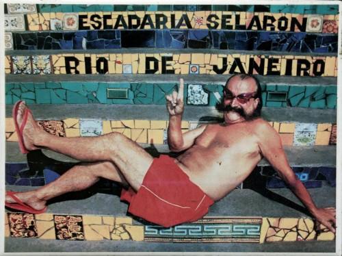 Morto l'artista cileno Jorge Selaron03