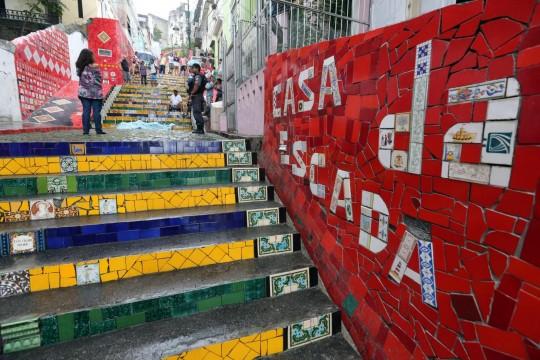 Morto l'artista cileno Jorge Selaron02