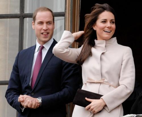 Kate e William figlio