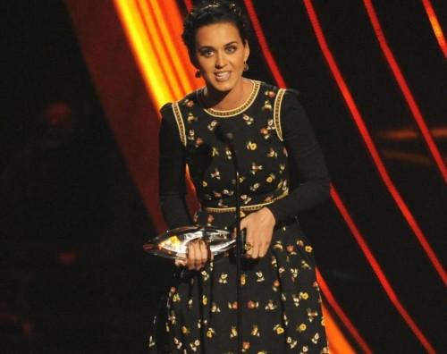 Katy Perry al People Choise Awards