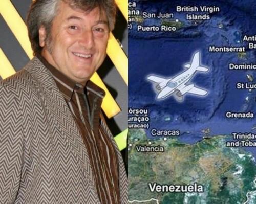 Vittorio Missoni aereo scomparso
