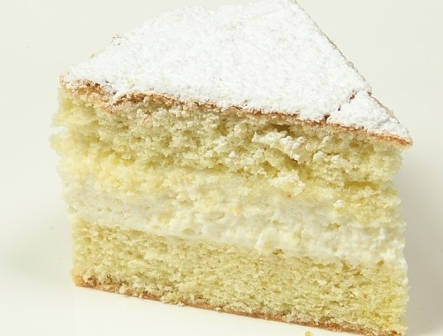 Ricetta torta con crema allo yogurt