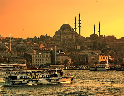Istanbul lusso francese