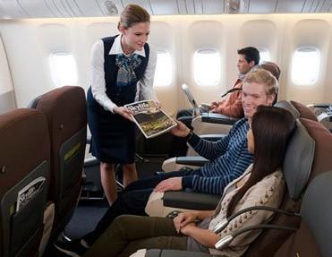 Turkish Airlines uniformi