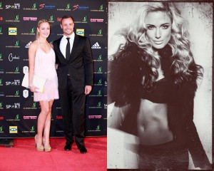 Pistorius e Reeva Steenkamp 01