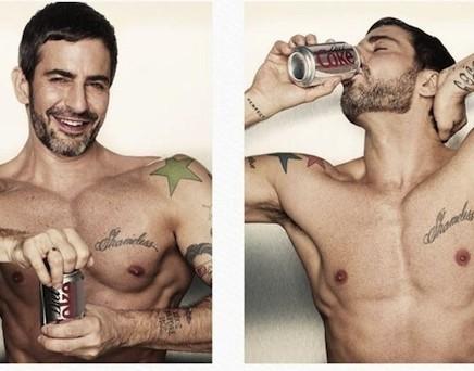 Marc jacobs per diet Coke