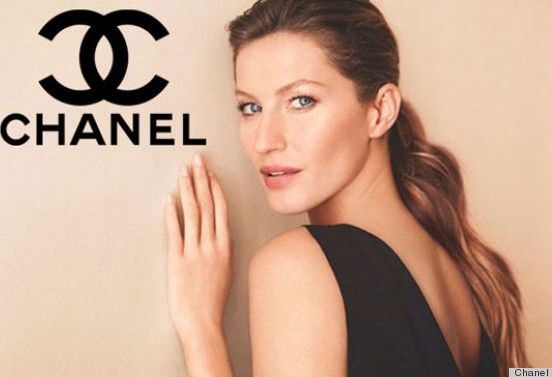 Gisele Bundchen Chanel