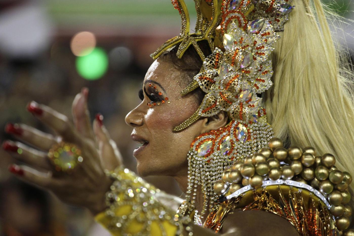Carnevale di Rio de Janeiro: attese più di un milione di persone09