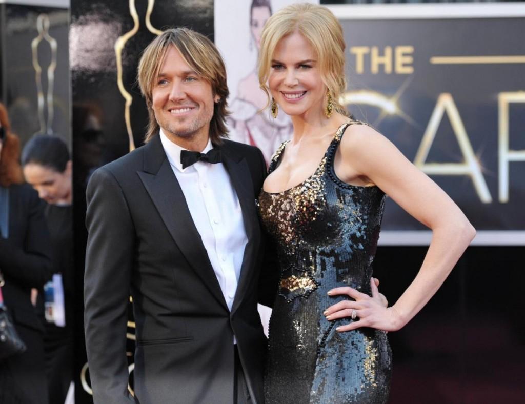 Nicole Kidman, chi è Keith Urban, marito dell'attrice FOTO