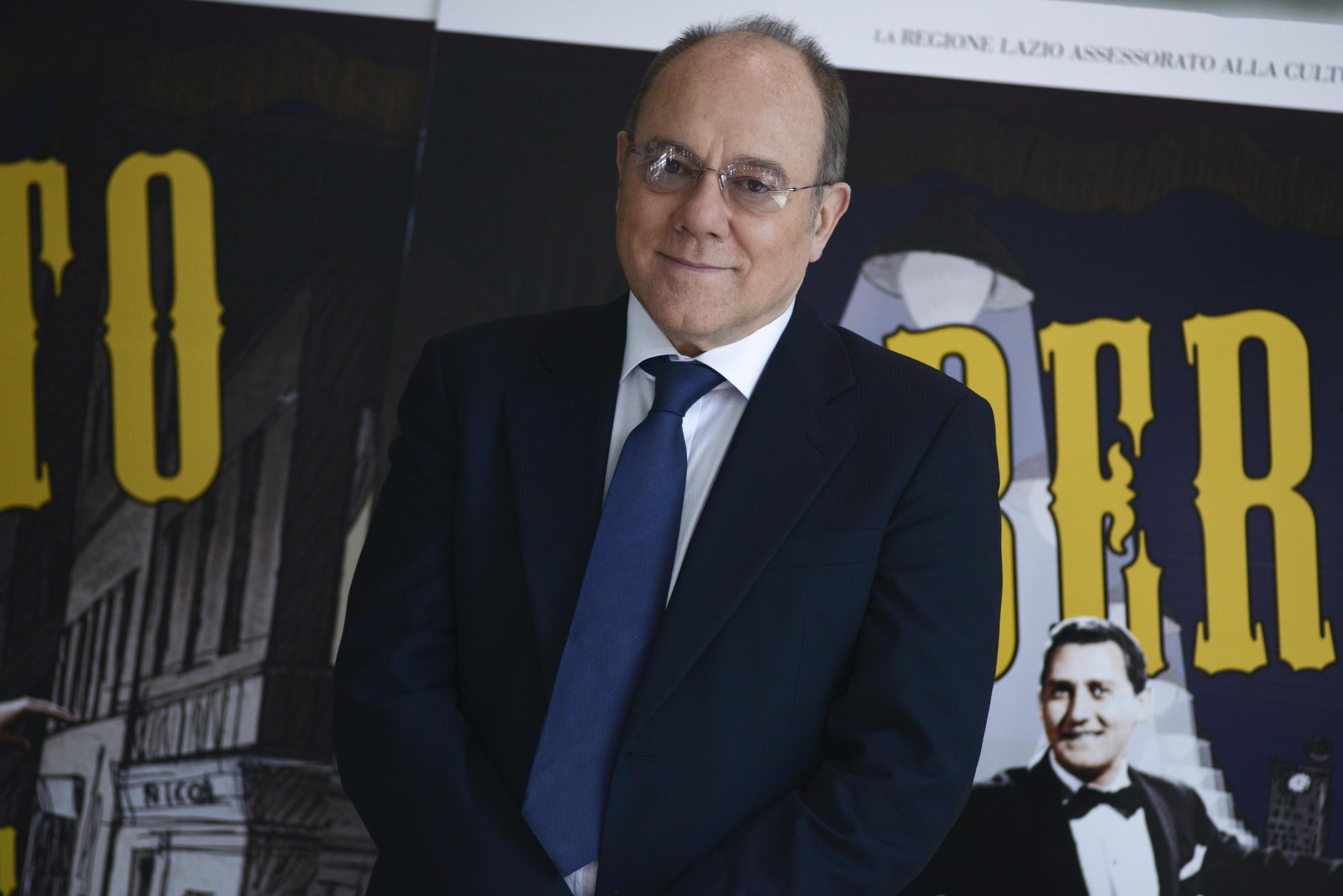Carlo e Luca Verdone presentano documentario su Alberto Sordi 02