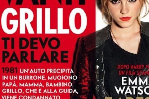 Vanity fair incidente Grillo