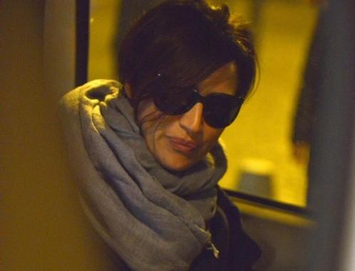 Luisa Ranieri shopping serale con la figlia Emma 04