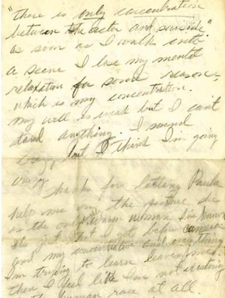 Marilyn Monroe, all'asta la lettera in cui parla di suicidio 01
