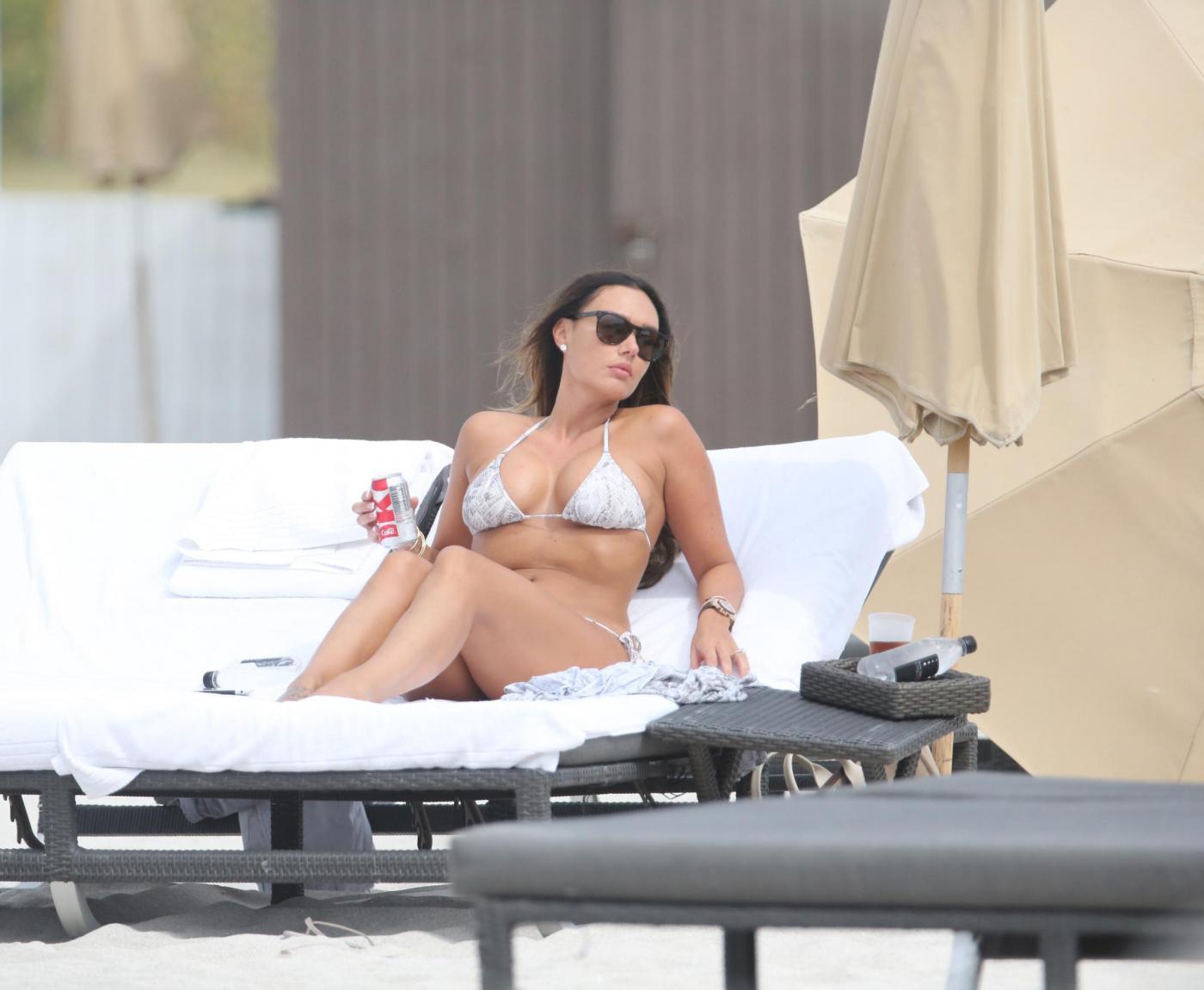 """Tamara Ecclestone al sole di Miami con il """"suo"""" Jay Rutland04"""