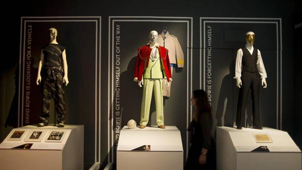 The Victoria and Albert Museum's David Bowie exibition04