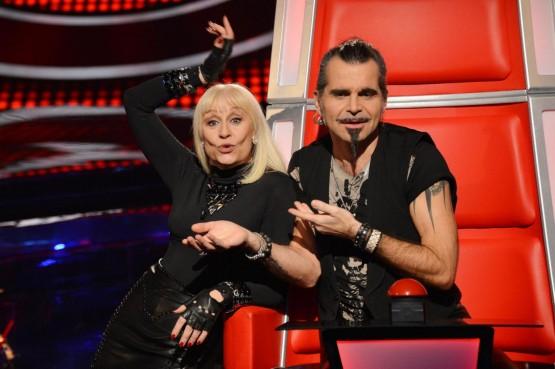 """The Voice Of Italy"""", prima puntata: prendono forma i team 06"""