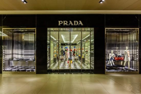 more photos 2ad4f 491aa Prada sbarca in Brasile: nuovo negozio a Rio de Janeiro ...