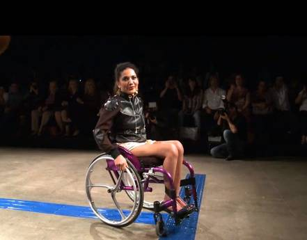 moda per disabili