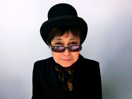 Yoko Ono ad 80 anni