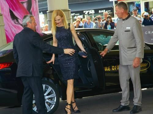 Cannes, Nicole Kidman e Ang Lee nella giuria di Spielberg04