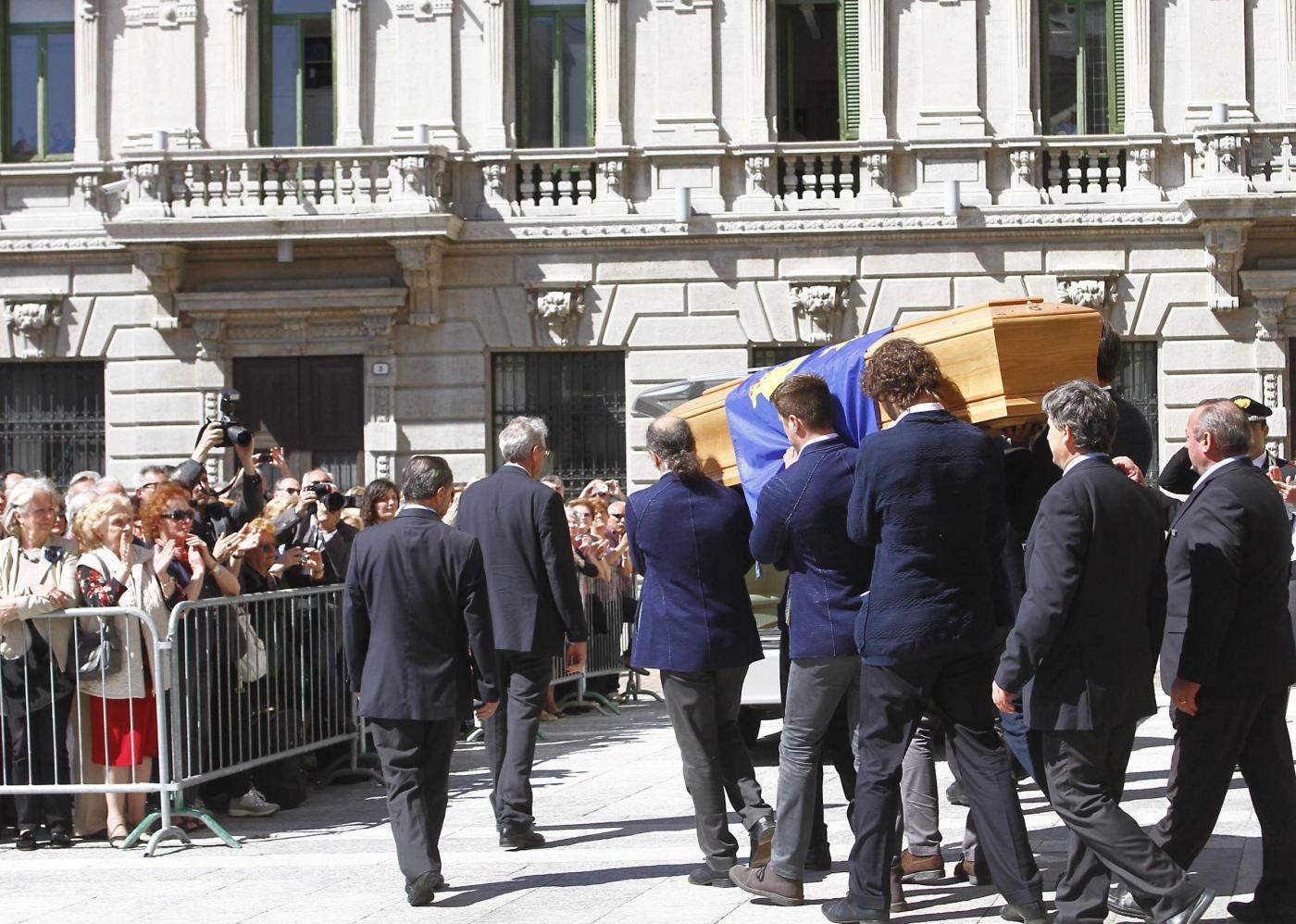 """Missoni, i funerali dello stilista: """"Ottavio era la moda"""" 02"""