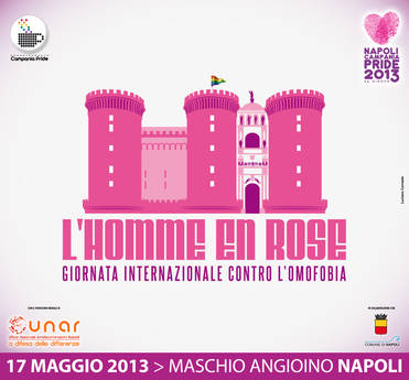 Maschio Angioino rosa