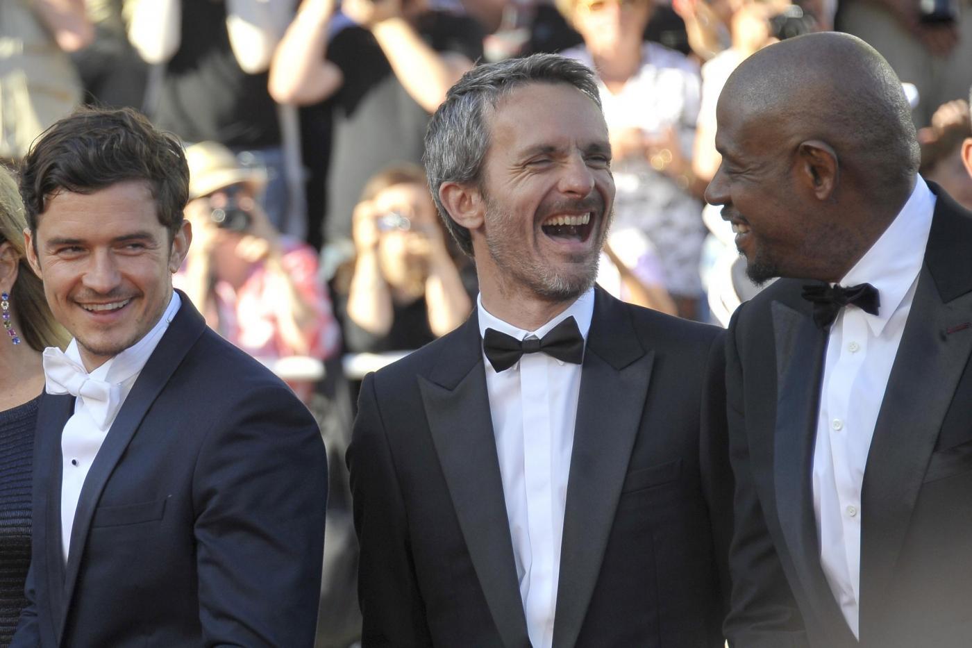 Cannes, Red carpet cerimonia chiusura09