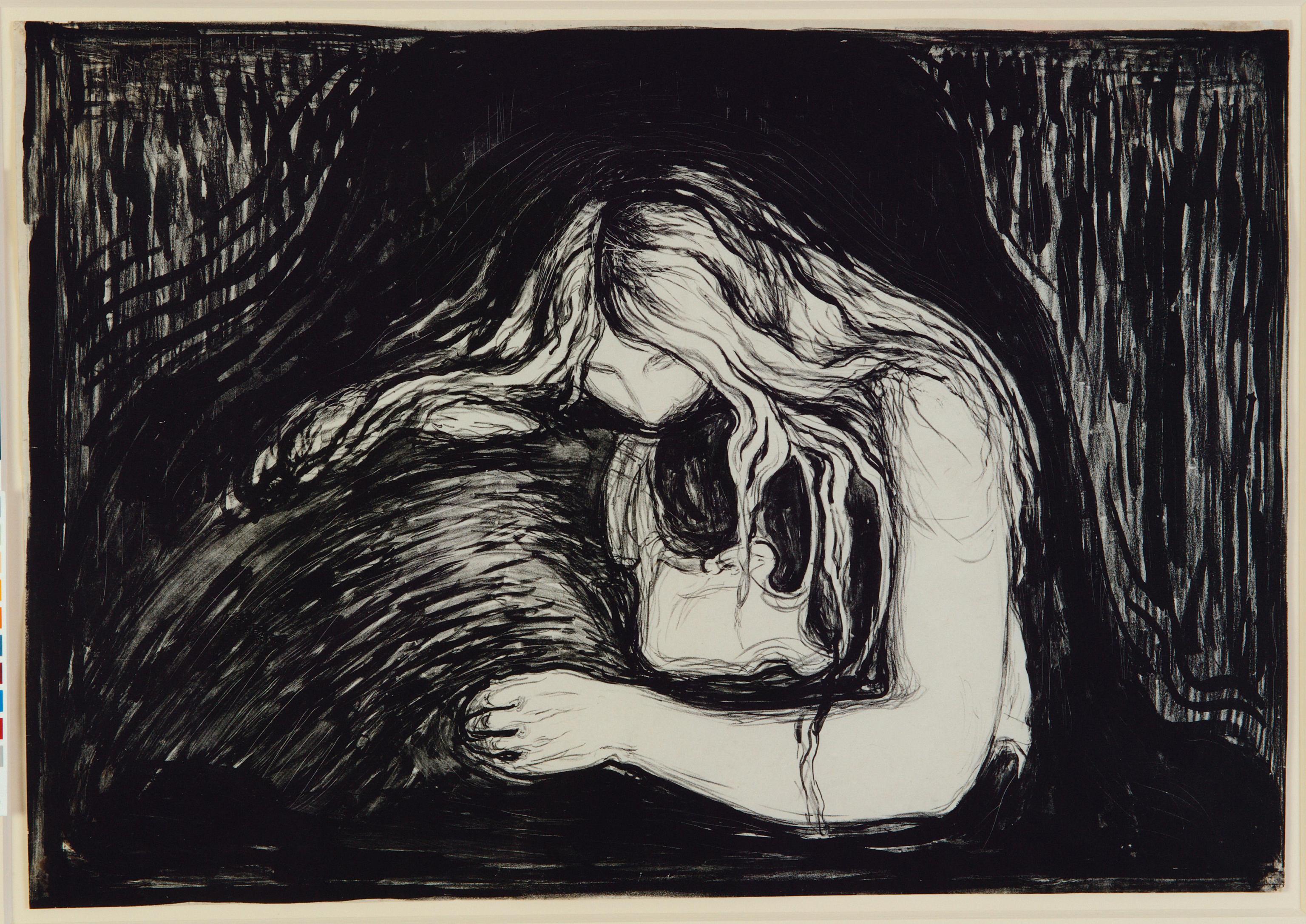 Le opere di Munch al Palazzo Ducale di Genova05