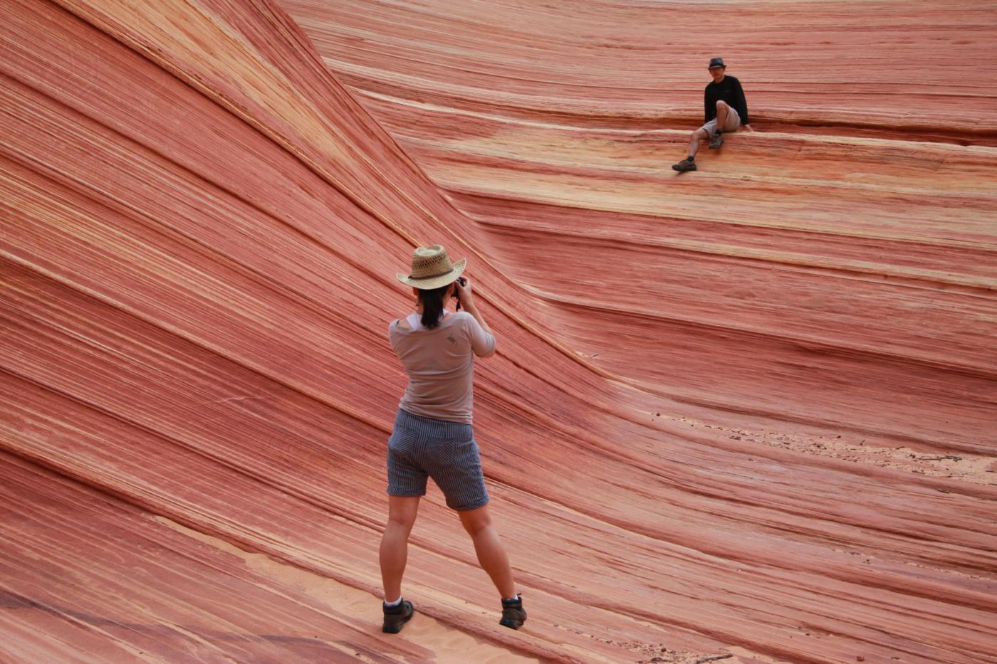 """Le """"onde di pietra"""" dell'Arizona03"""