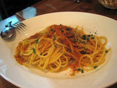 Ricette di primi: spaghetti con la bottarga | Ladyblitz