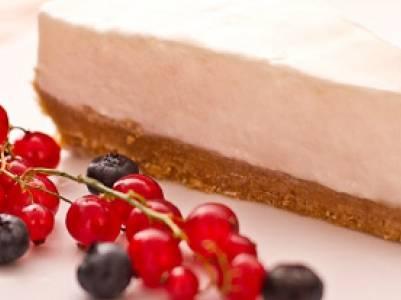 Ricette di dolci: torta fredda allo yogurt