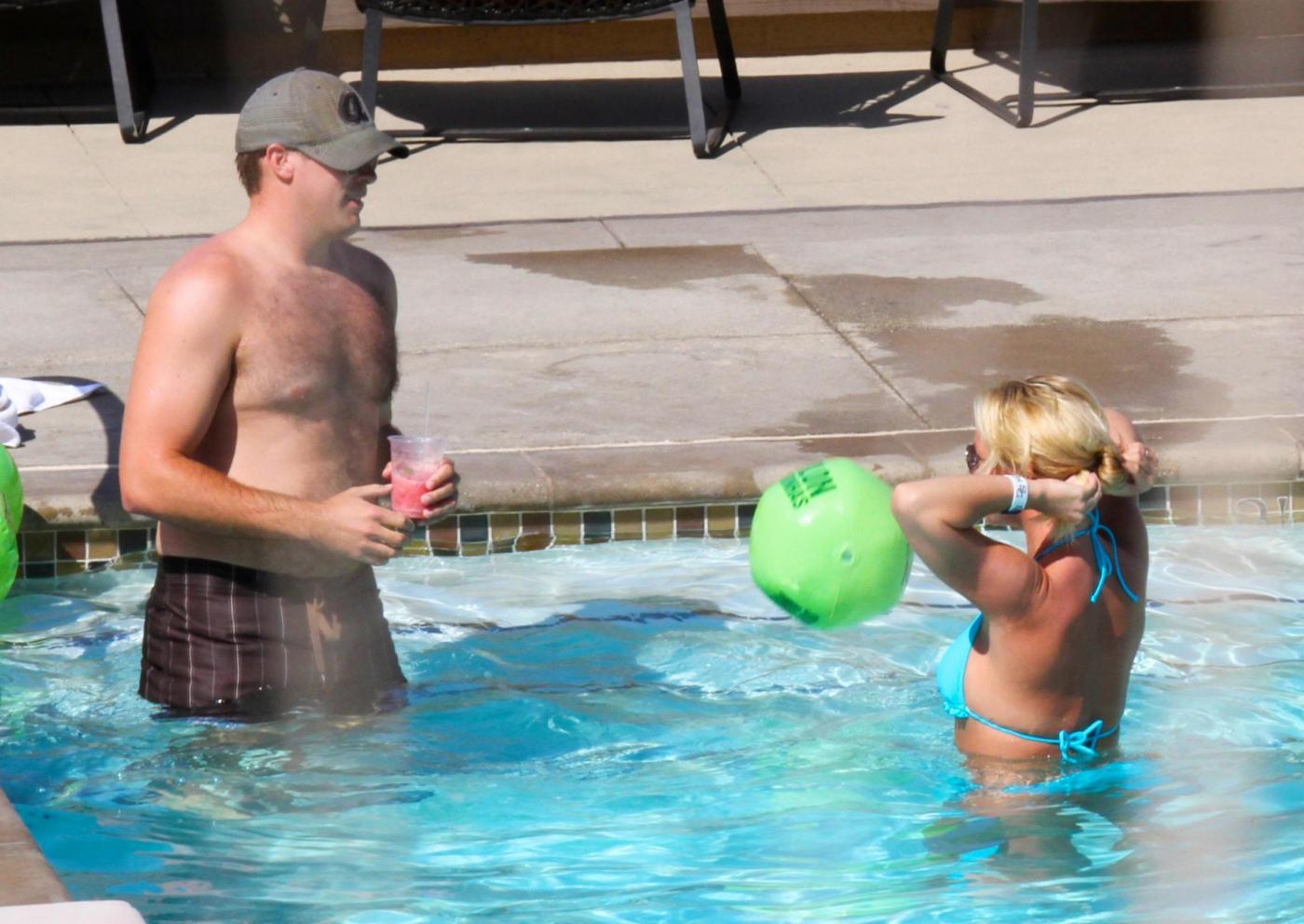 Britney Spears in vacanza con il fidanzato David Lucado12