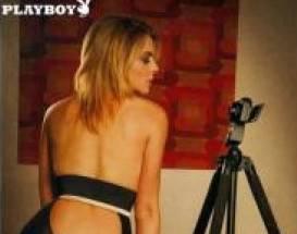 Claudia Gerini su Playboy: a 42 anni foto senza veli 02