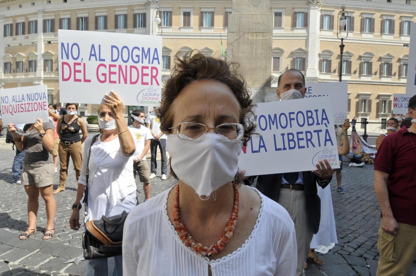 Piazza montecitorio flash mob per dire no alla legge for Piazza montecitorio 12