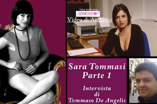 "Sara Tommasi dipendente? ""Ho sempre voglia, virus da Berlusconi"""
