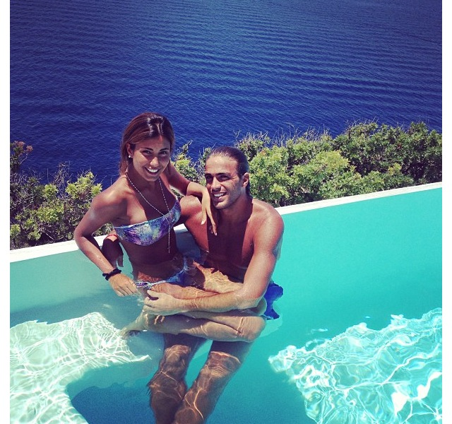Federica Nargi e Alessandro Matri a Formentera 05